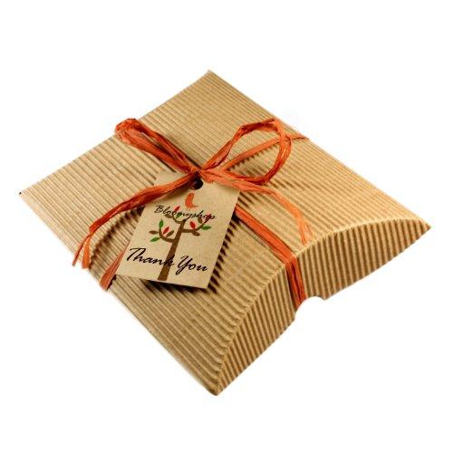 "Green Tree ""Bonsai"" Renewable Natural Wood Earrings"