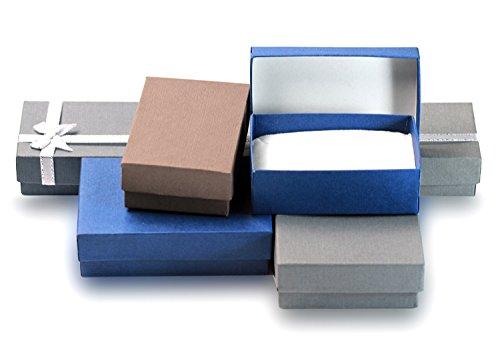 """5.6ct. Genuine Blue Topaz 925 Sterling Silver Triquetra Celtic Knot 7-8.5"""" Adjustable Bracelet"""